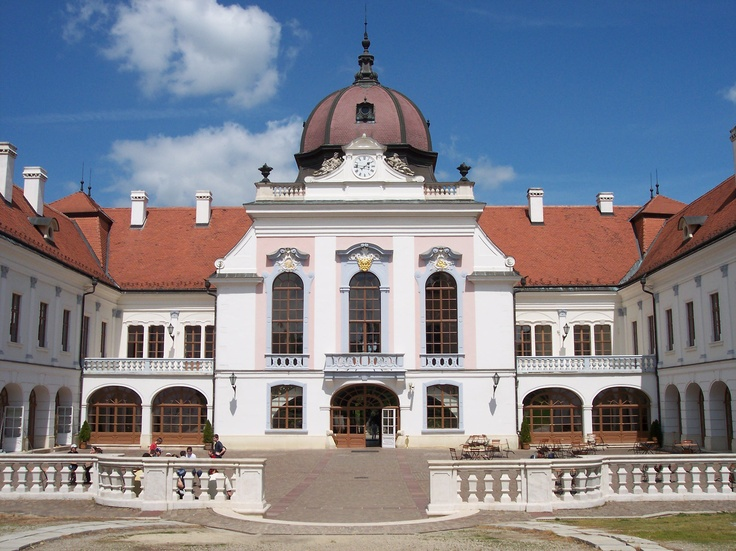 Godollo Palace, HUNGARY