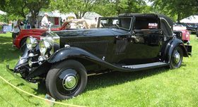 Rolls-Royce Phantom II – 1929