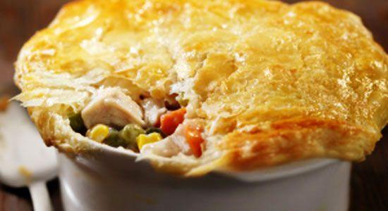 Chicken Curry Pot Pies - weightloss.com.au