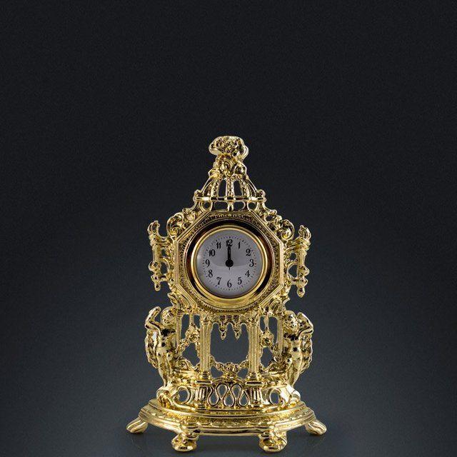 Fancy | Baroque-inspired Clock