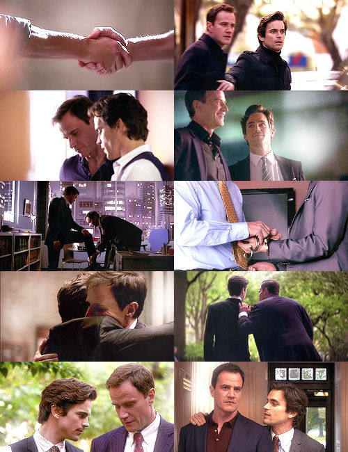 White Collar Peter and Neal
