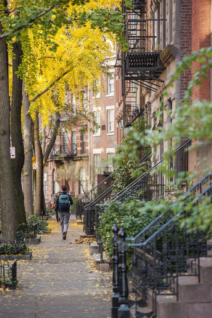 New York City Feelings - West Village by Tagger Yancey IV @nycgo #nyc
