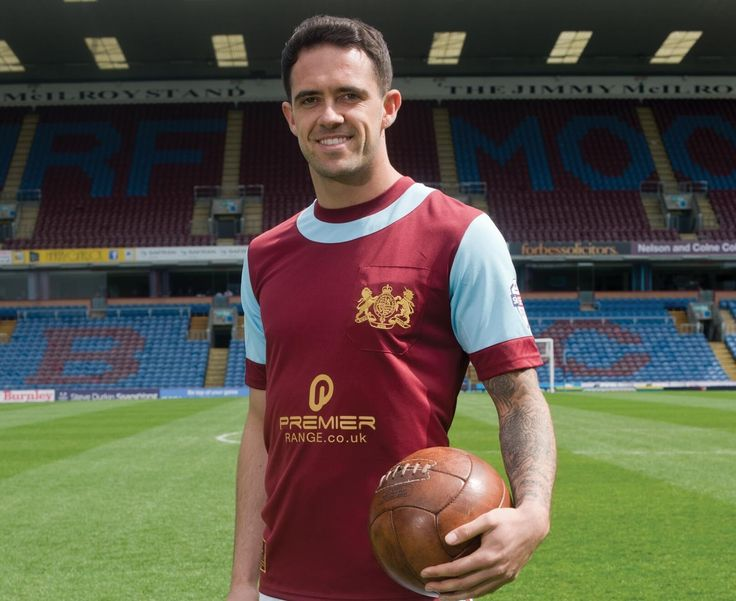 Burnley FC 2014 Special Centenary Kit Released - Footy Headlines
