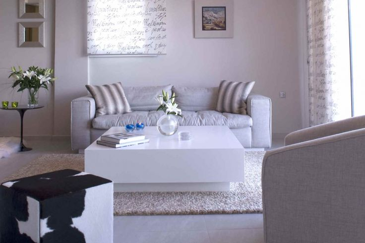 Penthouse in Kastoria Greece with modern Carpets MBI