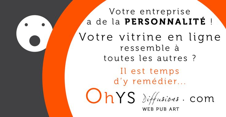 Advertising for the web / Publicité pour le web