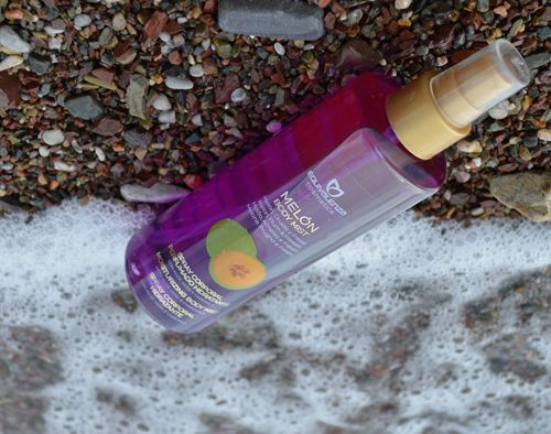 #BodyMist με άρωμα πεπόνι, 8,95€/250ml. #Equivalenza #Equivalenza_Greece #summer #melon #beach #perfume. http://www.equivalenza.com/gr/productos/body-mist/