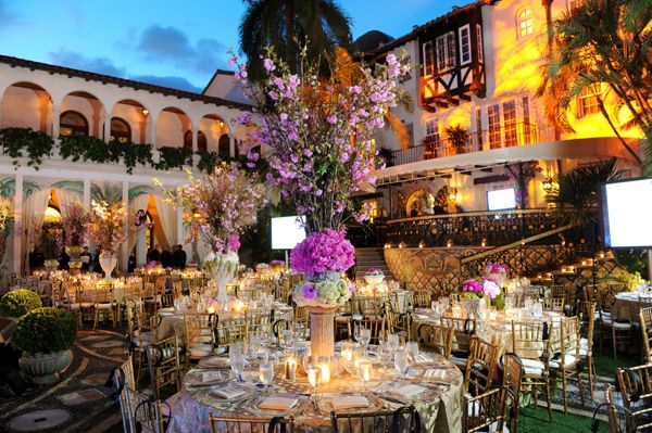 Florida wedding venue: The Villa by Barton G