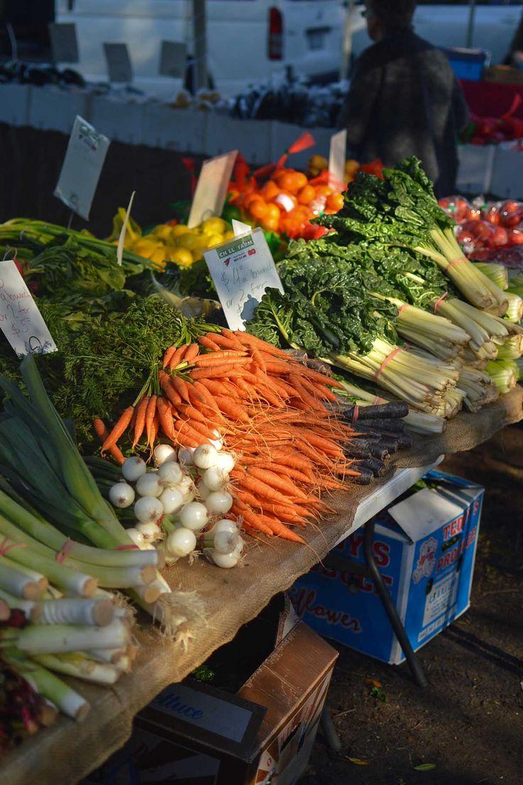 Newcastle City Farmers Market - by heneedsfood blog