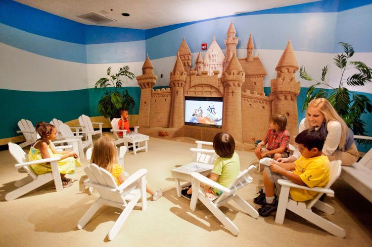 Disney Cruise Lines Kids Club