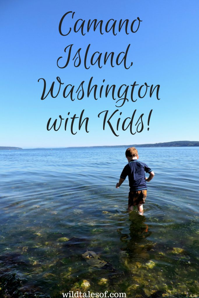 Camano Island, Washington with Kids: Travel and Adventure Guide