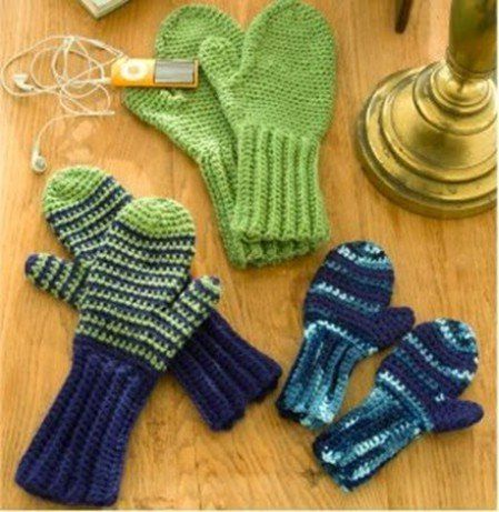 30 Super Easy Knitting and Crochet Patterns for Beginners - DIY & Crafts