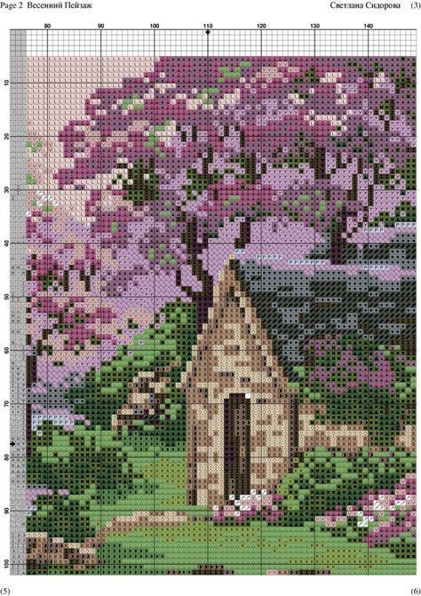 Cross-stitch patterns - Borduu