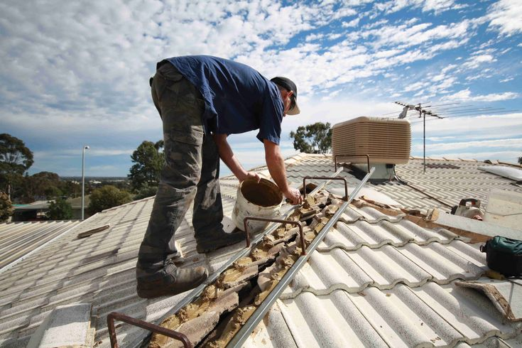 Looking For Ridge Capping Repairs Or Installation? Contact  #RoofDoctors #Adelaide