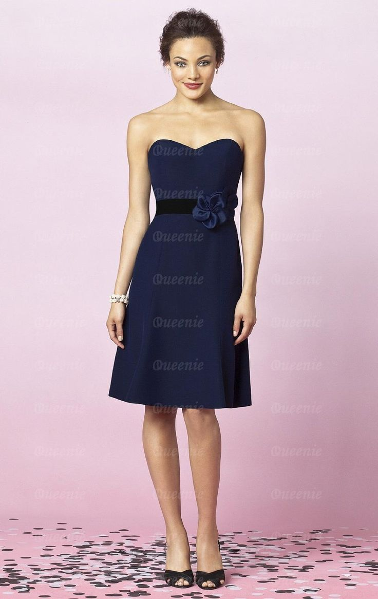 Best 25 navy bridesmaid dresses uk ideas on pinterest navy pretty satin navy bridesmaid dresses bnnak0077 bridesmaid uk ombrellifo Images