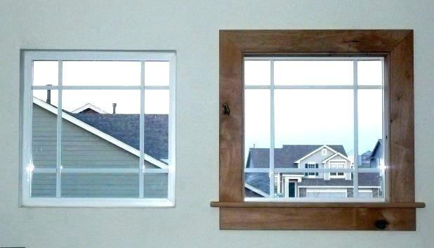 Window Trim Ideas Exterior Kitchen On Window Sill Tri Window Trim Ideas Exterior Window Trim Kitchen Interior Window Trim Interior Windows Window Trim Exterior