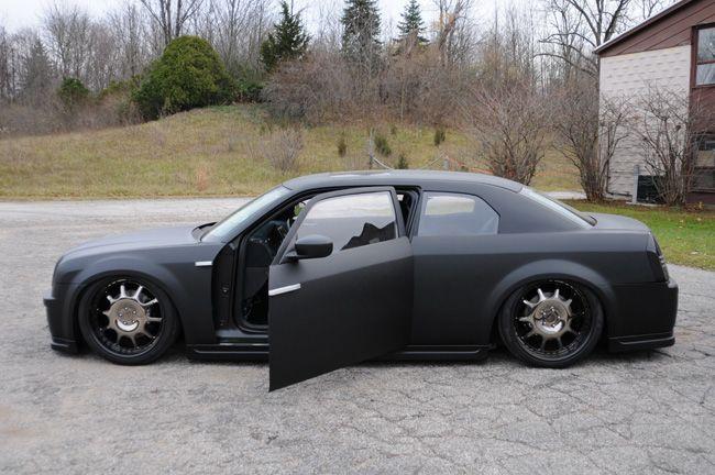 Paint job!!!! - Chrysler 300C Forum: 300C & SRT8 Forums