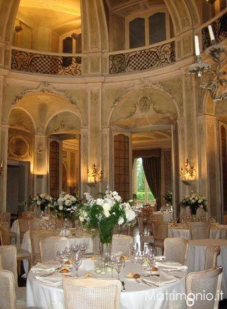 Location matrimonio Villa Borromeo Cassano d'Adda, Bergamo, Lombardia, Italia - Location matrimoni Bergamo