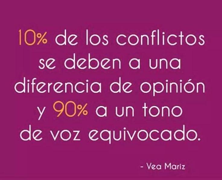 Origen de los conflictos!