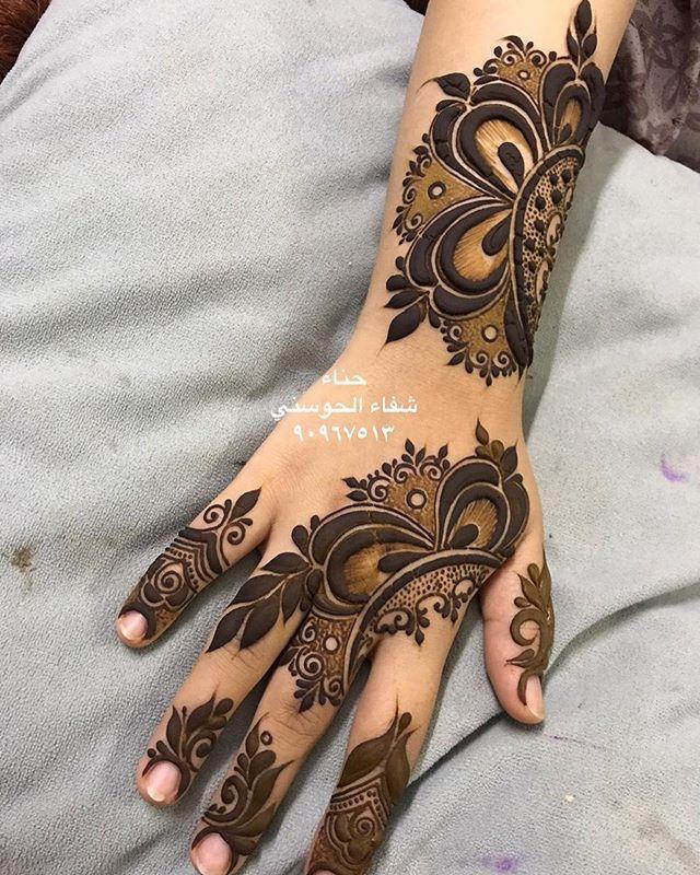 حناء شفاء الحوسني On Instagram حناء خليجي حنا حنه عروس حنايه نقوش حنا نقش ناعم نقش Mehndi Designs For Fingers Mehndi Designs Mehndi Designs For Hands