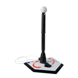 $37.99 - Batter Up! • The multi position spring swing batting tee is designed with the same patented joint from the original but now includes the specially designed multi position rotating joint.  • It will easily rotate and slide into position anywhere over the plate.  • This is a great training tool for practicing inside and outside pitches. It has flexible PVC ball holder.  • High impact polystyrene plate with weighted steel rod inserts.  • Adjusts from 20 to 32 in ...: Design Multi, Positive Bats, Polystyren Plates, Gifts Ideas Kids, Multi Positive, Ideas Kids Private, Impact Polystyren, Mlb Multi, Bats Tees