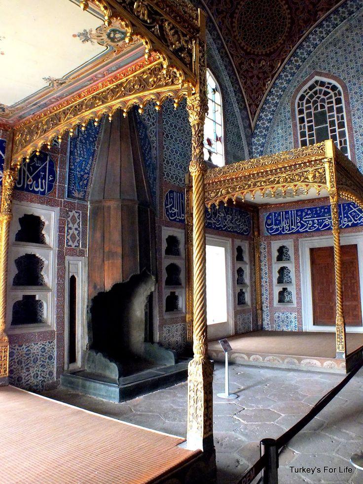 Harem Section, Topkapı Palace, #Istanbul