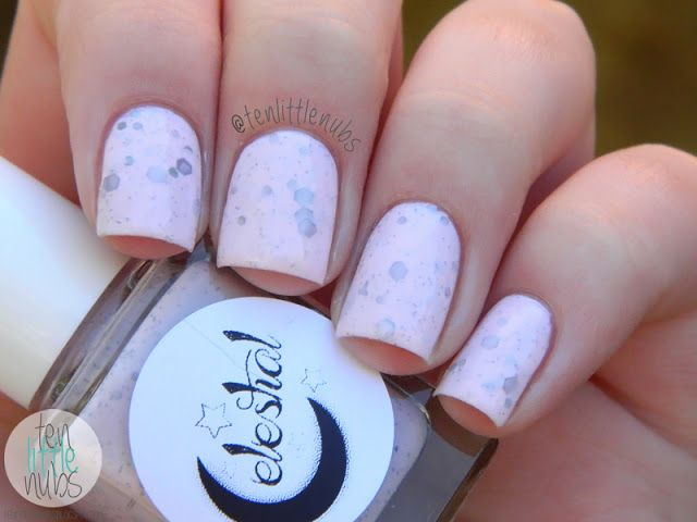 Cotton Candy swatched by @lissaloves