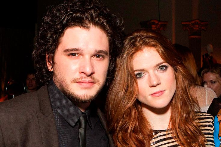 Kit Harrington y Rose Leslie se han comprometido