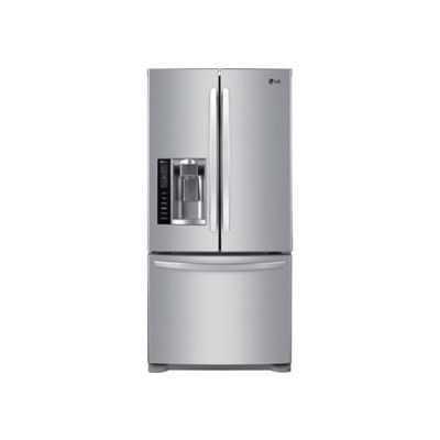 Looking at '25 Cu. Ft. LG French Door Bottom Mount Refrigerator – Stainless Steel - LFX25778S' on SHOP.CA
