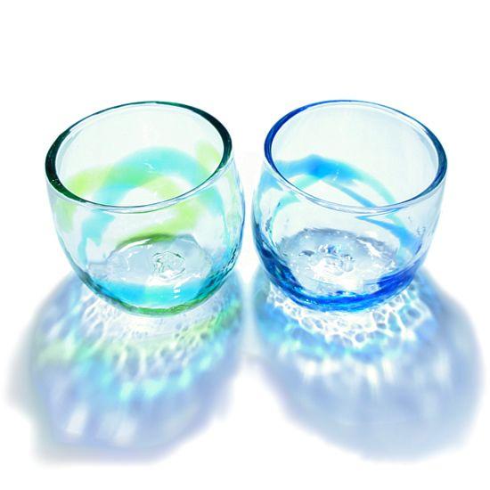 でこたるグラスセット 琉球ガラス