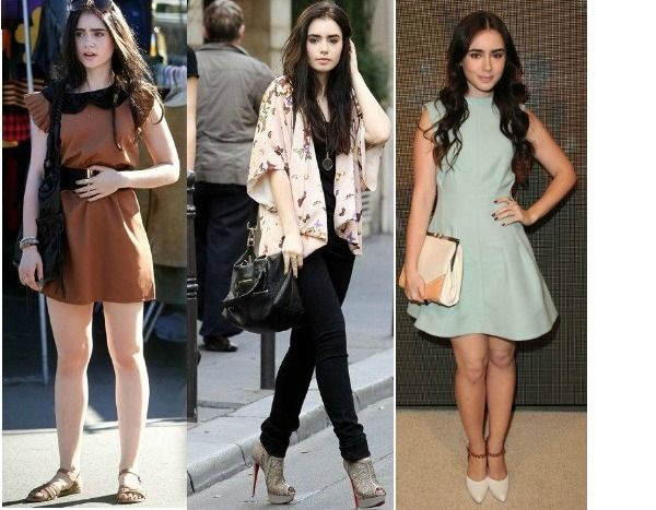 Steal Her Style: Lily Collins