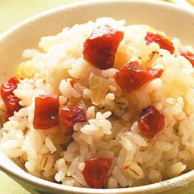 蕃茄蒸飯食譜 - 瓜果類料理 - 楊桃美食網 專業食譜