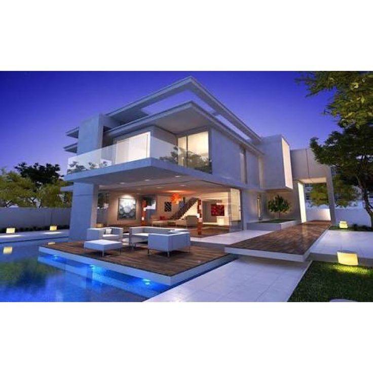 16 Best Villa Exterior Design Images On Pinterest Exterior Design Home Exterior Design And