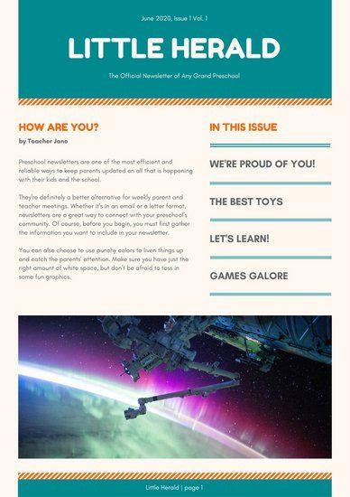 12 best Newsletter templates images on Pinterest Newsletter - sample company newsletter