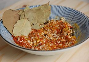 receita de tempero caseiro tipo sazon