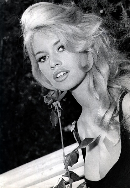 Brigitte Bardot one of my favorite style icons
