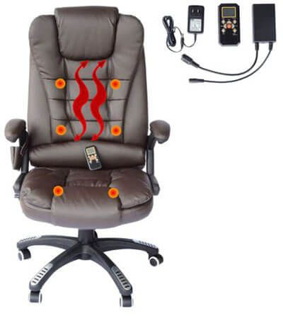 Top 15 Best Ergonomic Office Chairs In 2018 Reviews