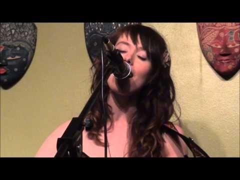 ▶ Felicia Harding at the Ocean Island Cafe Lounge: So Long, Marianne (Leonard Cohen cover) - YouTube