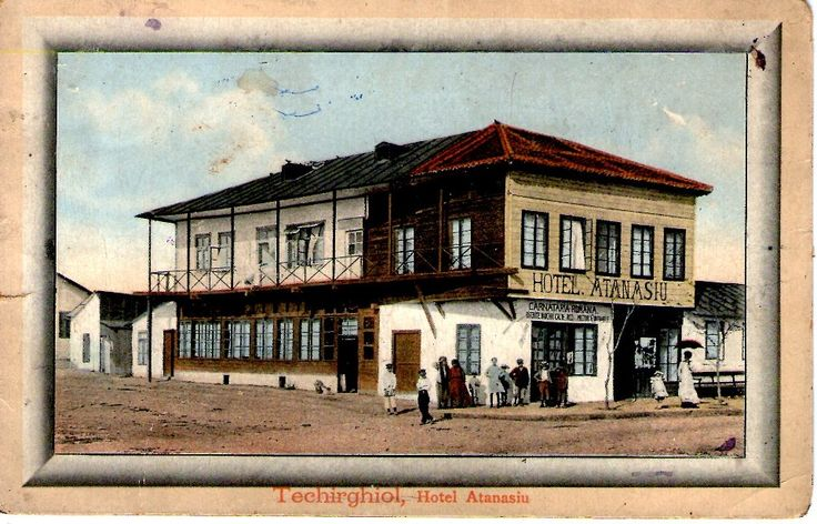 Techirghiol - 1913