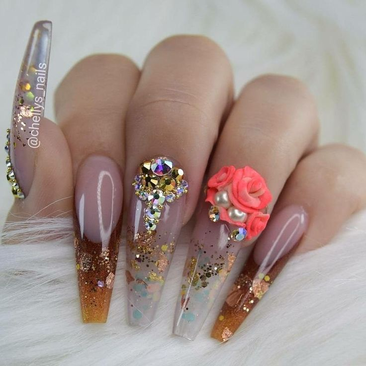 Acrylic Nail Systems: Best 25+ 3d Acrylic Nails Ideas On Pinterest