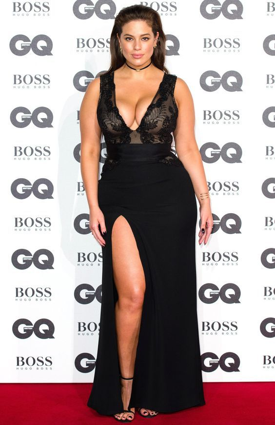 2747d684e22 15 Best Ashley Graham Red Carpet Looks That you Cant Miss – Page 3 –  Logical Fact