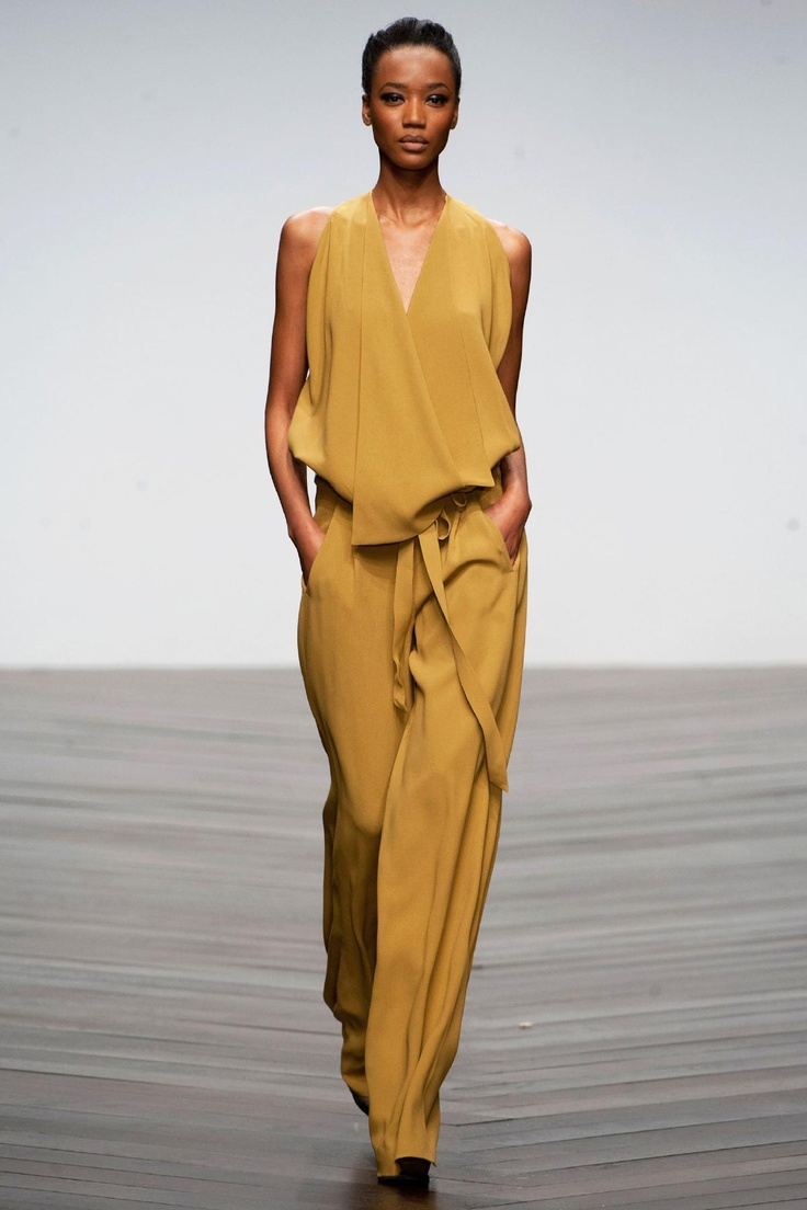 Maria Grachvogel Fall 2013 RTW Collection - Fashion on TheCut