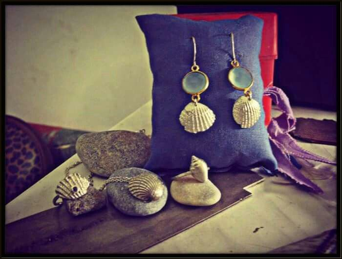 #summer #jewelry #mykonos #angelzougaart