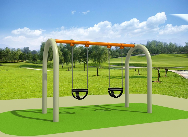 Infant Swing set. If your have little one then this is the swing for you... 3000 x 1500 x 2100  $667.00  Visit us at www.playcubb.com.au