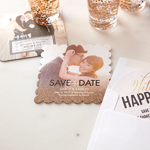 78 Best images about Save the Date – Save the Dates Wedding Paper Divas