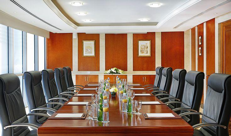 Port Saeed Meeting Room
