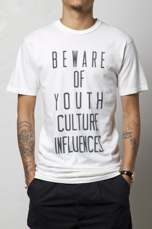 Beware of Youth Culture Influences