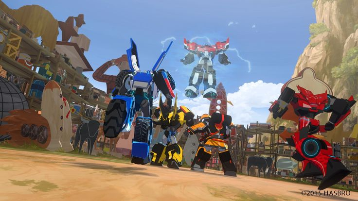 Hasbro Studios Powers Up for Second Season of Transformers: Robots in Disguise!
