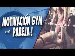 Resultado de imagen para motivacion gym en pareja