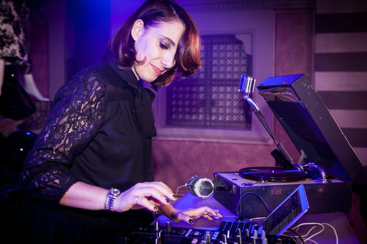 Paola Maugieri - Women in rock - Fracomina