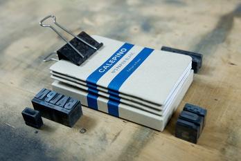 Calepino pocket notebook N°3 - Plain paper http://en.calepino.fr/s/20259_105720_pocket-notebook-n3-plain-paper